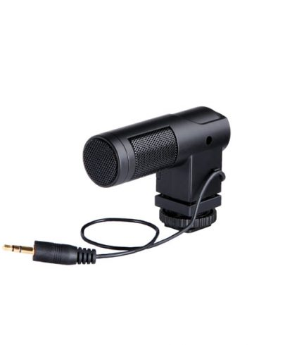Boya Compact Stereo Microphone By-V01 Audio audio