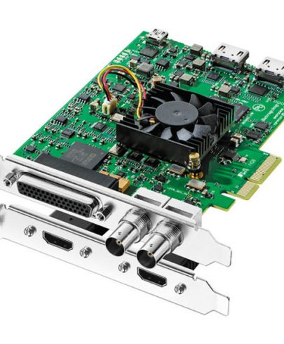 Blackmagic Design DeckLink Studio 4K Capture & Playback Card Post Production Black Magic