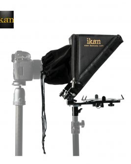 Ikan Elite Universal Tablet & Ipad Teleprompter For Light Stand Pro Video Ikan