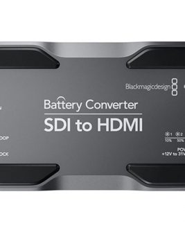 Blackmagic Battery Converter SDI To HDMI Battery And Charger Battery And Charger