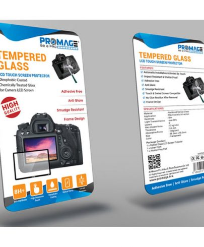 Promage Lcd Screen Protector -5D/5DSR Camcorder & Camera Accessories Cabel & Accessories