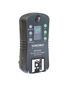 Yongnuo Rf-605N Wireless Lcd Flash Trigger & Shutter Release For Nikon Photography Photography