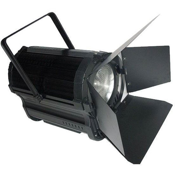 T&Y Ty6200 – 200W Led Fresnel Light Bio Color V-Mount Dmx,Dimmerknob,Bardn Fresnel Light Fresnel Light