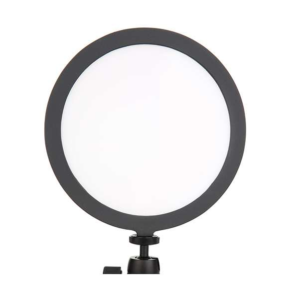 "Lishuai LED Soft light C series 200 round 7"" Bi-color 3200K-5600K for photo and video Continuous Lighting Lighting"