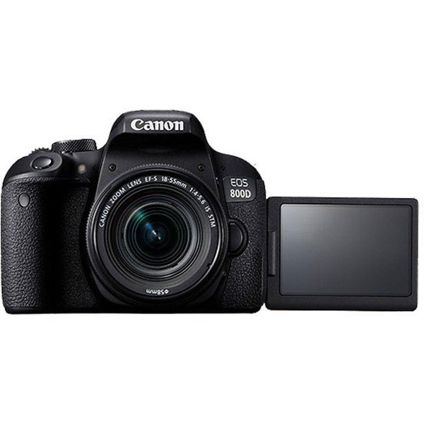 Canon EOS 800D Digital SLR with 18-55 is STM Lens Dslr Camera Canon