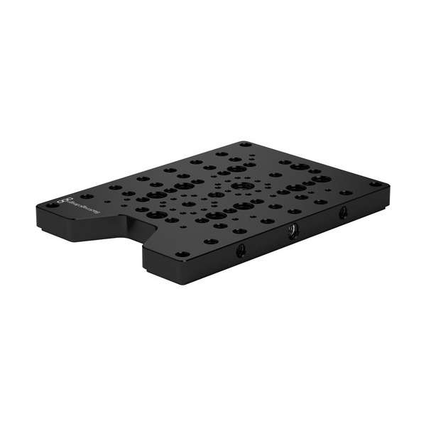 Black Magic Hyperdeck Shuttle Mounting Plate Pro Video Black Magic