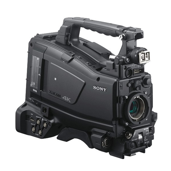 Sony Pxw-Z450 4K Uhd Shoulder Camcorder (Body Only) Pro camcorders & Cameras Pro Video