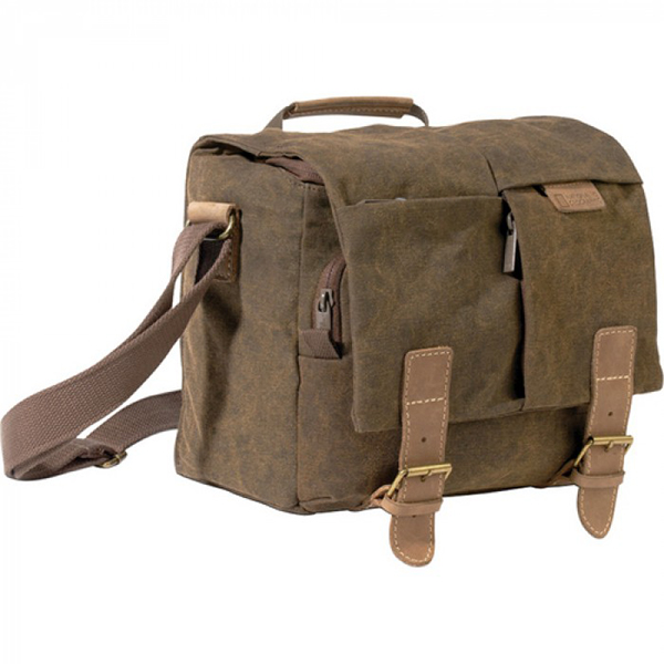 National Geographic Ng A2540 Africa Series Midi Satchel (Brown) Camera Bags Camera Bags