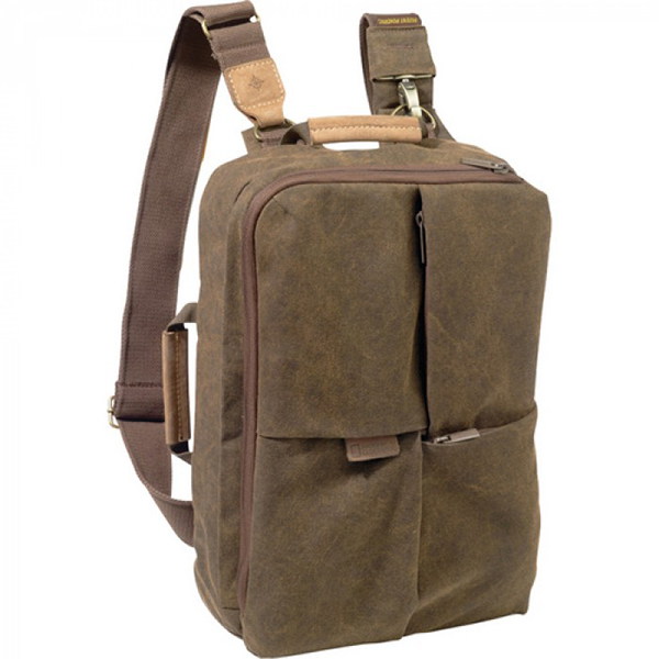 National Geographic Ng A5250 Africa Series Small Rucksack/Shoulder Bag (Brown) Backpacks Camera Bags