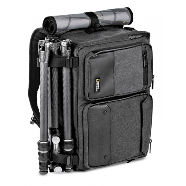 National Geographic Walkabout 3-Way Backpack For Csc/Drone Backpacks Camera Bags