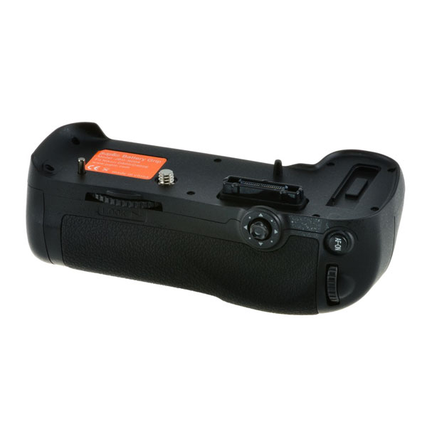 Jupio Battery Grip For Nikon D800/D810 MB-D12 Batteries & Power Battery And Charger