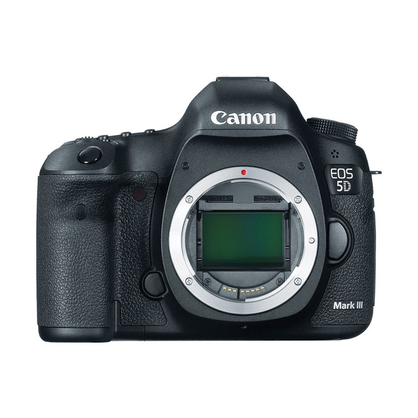 Canon EOS 5D Mark III DSLR Camera (Body Only) DSLR Cameras Canon