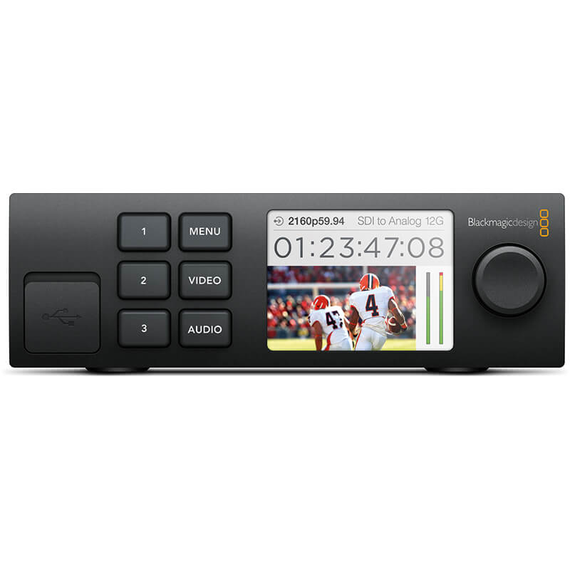 Blackmagic Teranex Mini Smart Panel CONVNTRM/YA/SMTPN Pro Video Black Magic