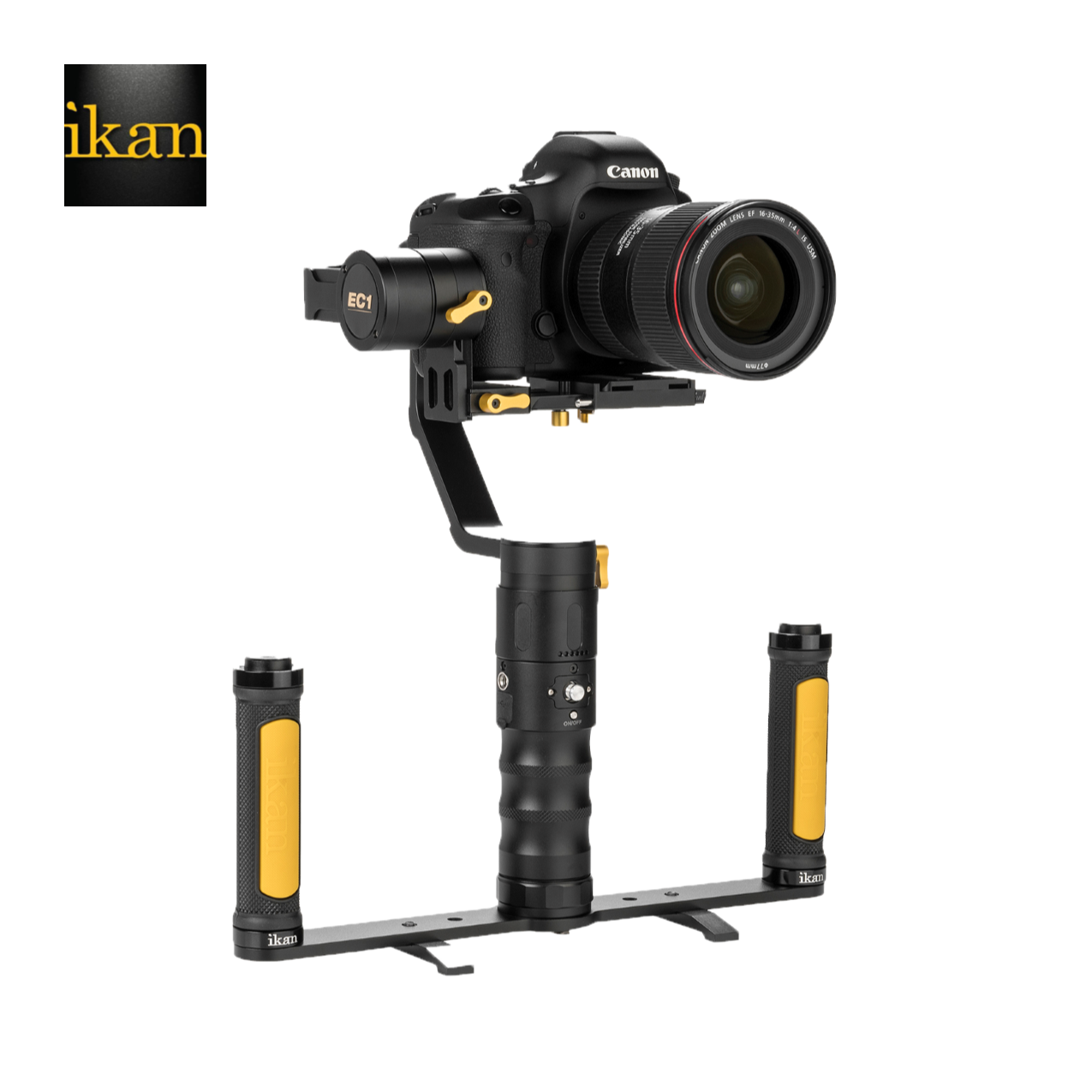 Ikan EC1 BEHOLDER 3-AXIS GIMBAL KIT W/ DUAL GRIP HANDLES FOR DSLRS & MIRRORLESS CAMERAS Camera Gimbal Stabilizers Camera Support