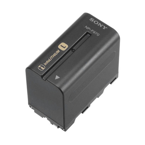 Sony Battery -F970 Battery And Charger Battery And Charger