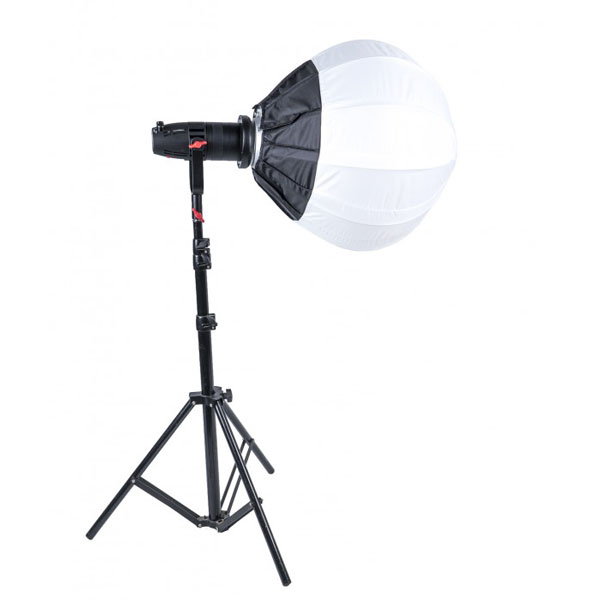 CAME-TV Collapsible Lantern Softbox 65Cm Bowens Speed Ring Light Modifiers Came-Tv