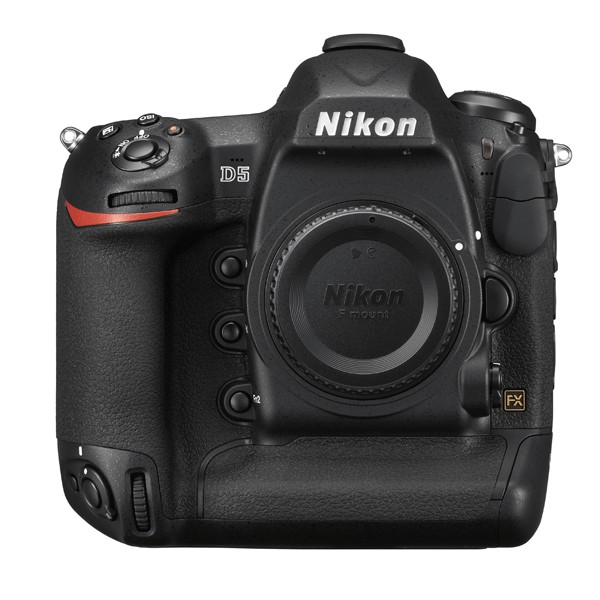 Nikon D5 DSLR Camera (Body Only, Dual CF Slots) DSLR Cameras Dslr Camera