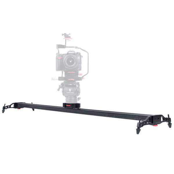 Varavon Slidecam S 1200 Camer Slider (120Cm) Pro Video Camera Support