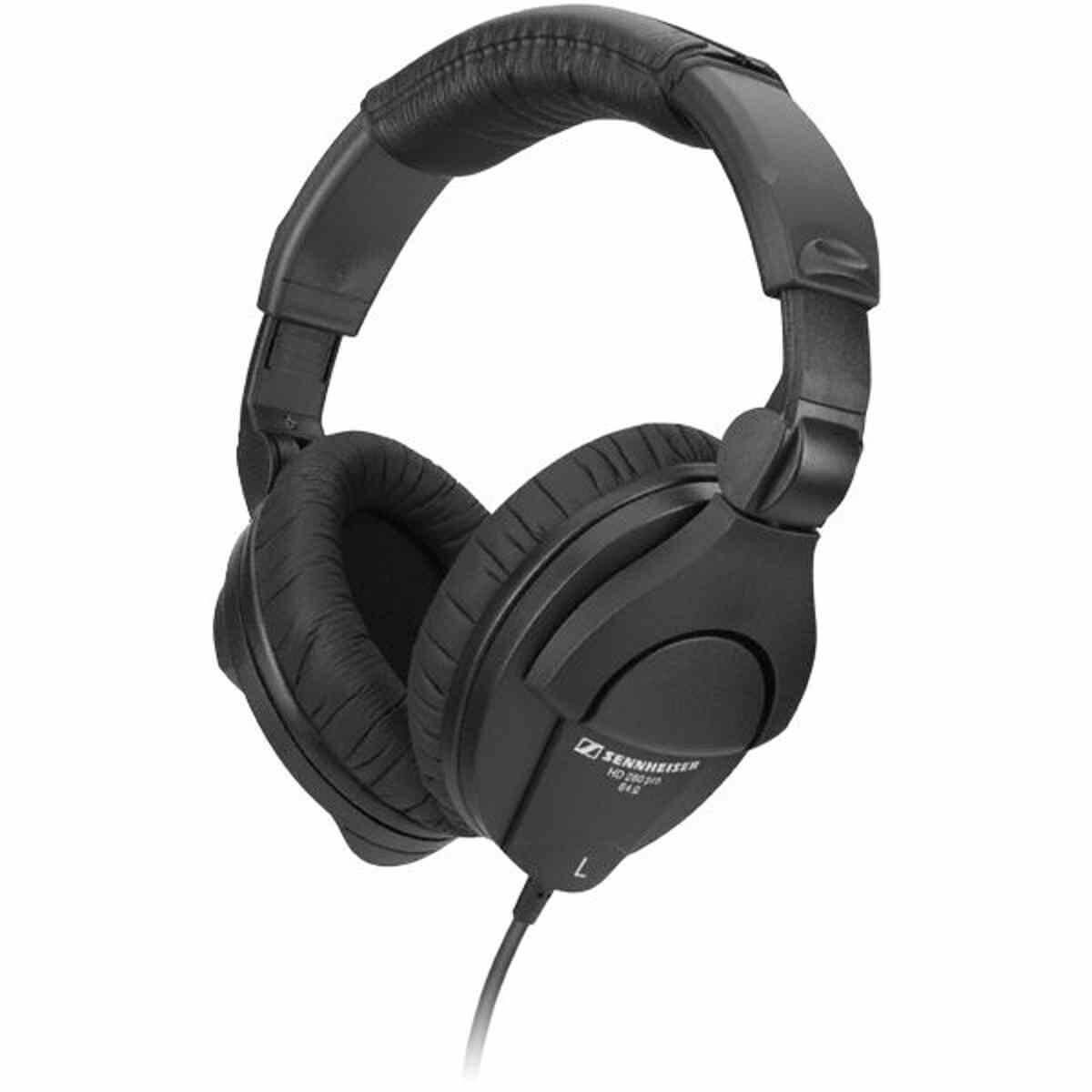 Sennheiser HD 280 Pro Circumaural Closed-Back Monitor Headphones Audio audio