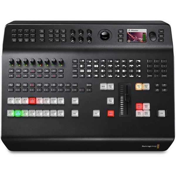 Blackmagic Design ATEM Television Studio Pro 4K Live Production Switcher Pro Video Black Magic
