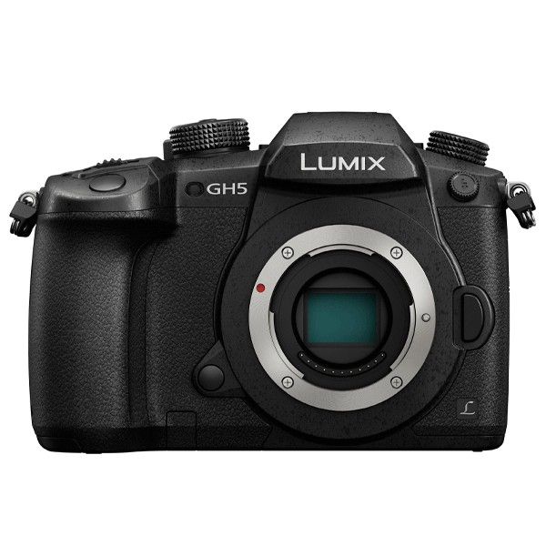 Panasonic Lumix DC-GH5 Mirrorless Micro Four Thirds Digital Camera (Body Only) Mirrorless Cameras Dslr Camera