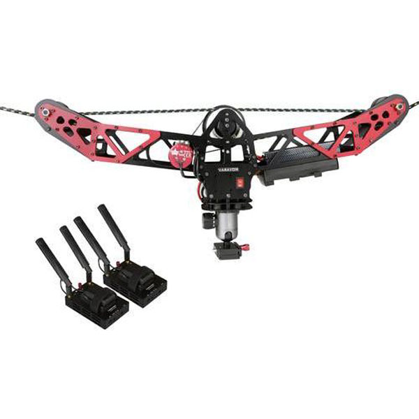Varavon Wirecam Full Set Mark Ii W/O Hdmi Transreciver 50Mtr Cable Camera Gimbal Stabilizers Gimbal & Stabilizer
