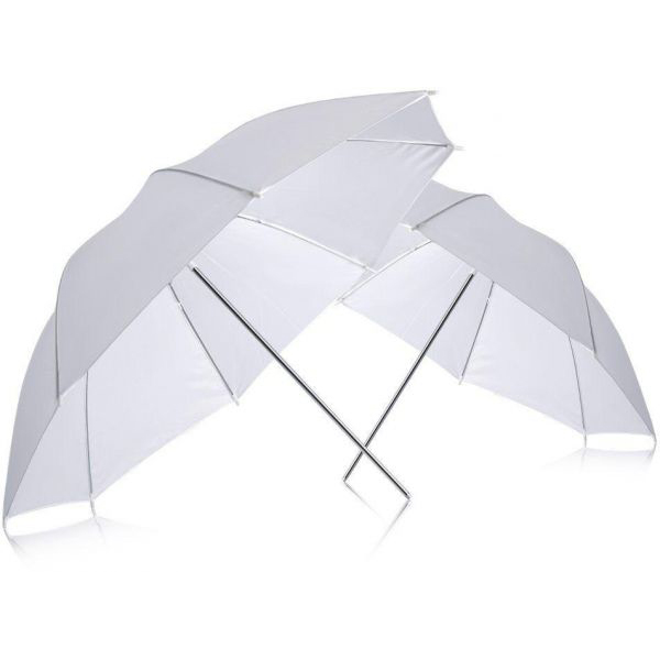 Fancier Soft Umbrella Ur04 White 36″ Light Modifiers Fancier