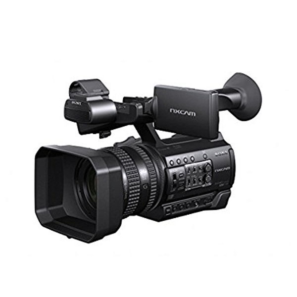 Sony Hxr-Nx100 Full Hd Nxcam Camcorder Pro camcorders & Cameras Pro Video