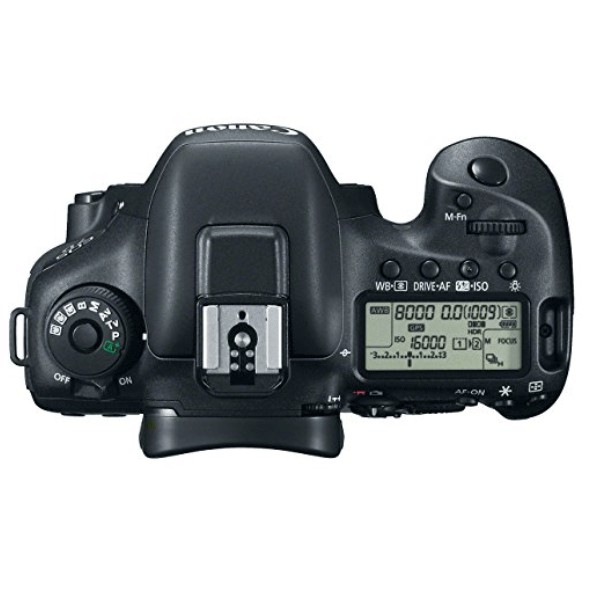 Canon EOS 7D Mark II DSLR Camera with 18-135mm f/3.5-5.6 IS USM Lens & W-E1 Wi-Fi Adapter DSLR Cameras Canon