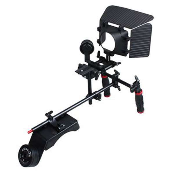 Sunrise Dslr Shoulder Mounted Rig Dsm 801 Pro Video Camera Support
