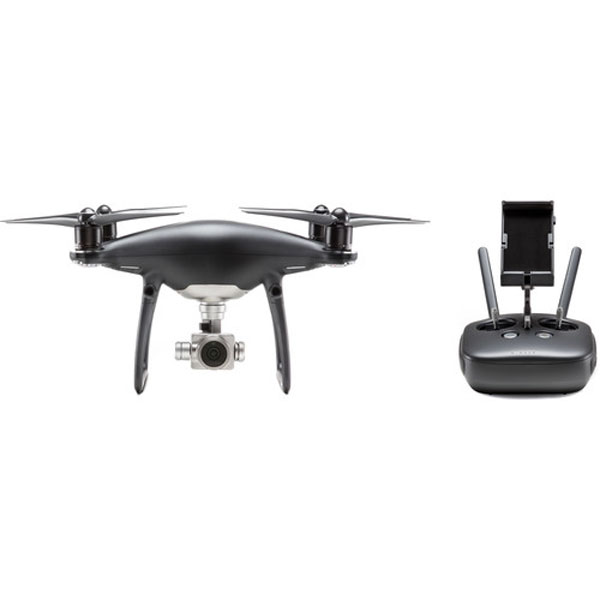 DJI Phantom 4 Pro Obsidian Edition Quadcopter Drones & Aerial Imaging Action & Drone Camera's