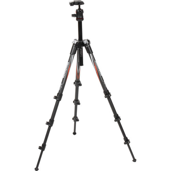 Manfrotto BeFree Compact Travel Carbon Fiber Tripod Photography Manfrotto