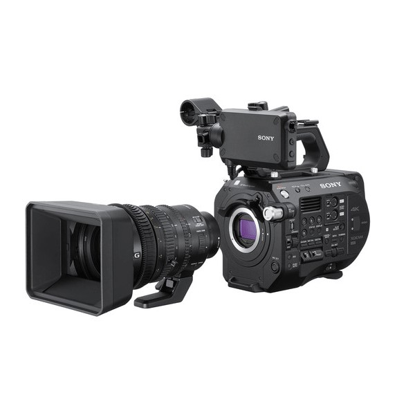 Sony Pxw-Fs7 Ii 4K Xdcam Super 35 Camcorder Kit With 18-110Mm Zoom Lens Pro camcorders & Cameras Pro Video
