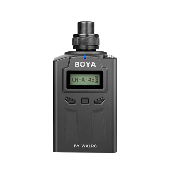 BOYA BY-WXLR8 PRO XLR Transmitter for BY-WM8 Pro System Audio audio