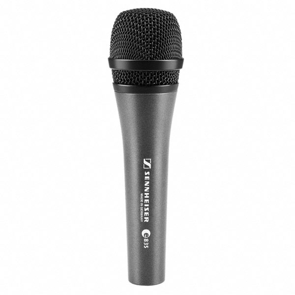 Sennheiser Microphone E835 Dynamic Recording Microphones audio