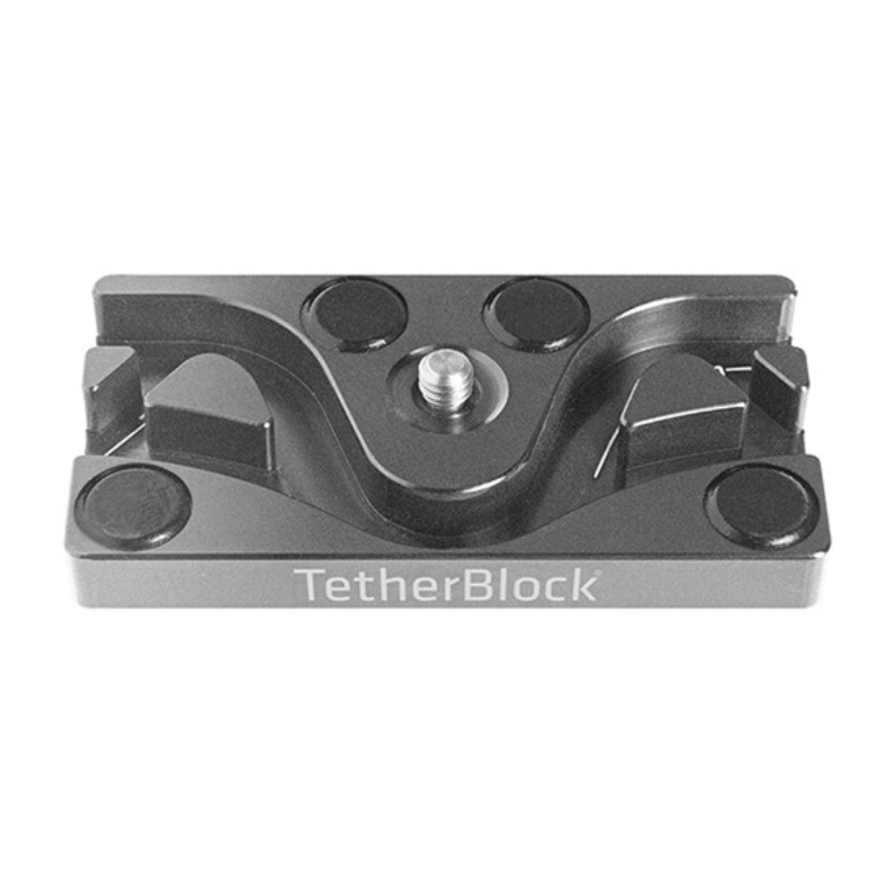 Tetherblock Mc Multi Cable Mounting Plate Pro Video Cabel & Accessories