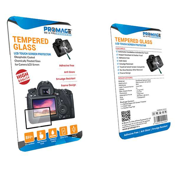 Promage Lcd Screen Protector -5D Mark IV Cabel & Accessories Cabel & Accessories