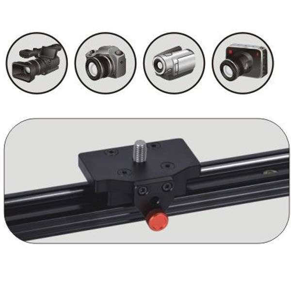 Sunrise Camera Tracker Slider 100Cm -Ts701 Pro Video Photography