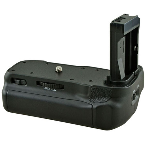 Jupio Battery Grip Canon Eos 77D/800D/7000D+Cable Batteries & Power Battery And Charger