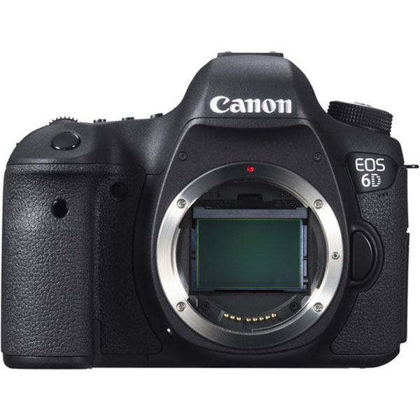 Canon Camera 6D Body DSLR Cameras Canon