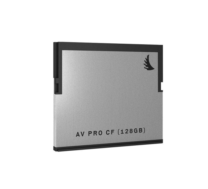 Angel Bird Av Pro Cf 128 Gb Memory Card AVP128CF Digital Media Angel Bird