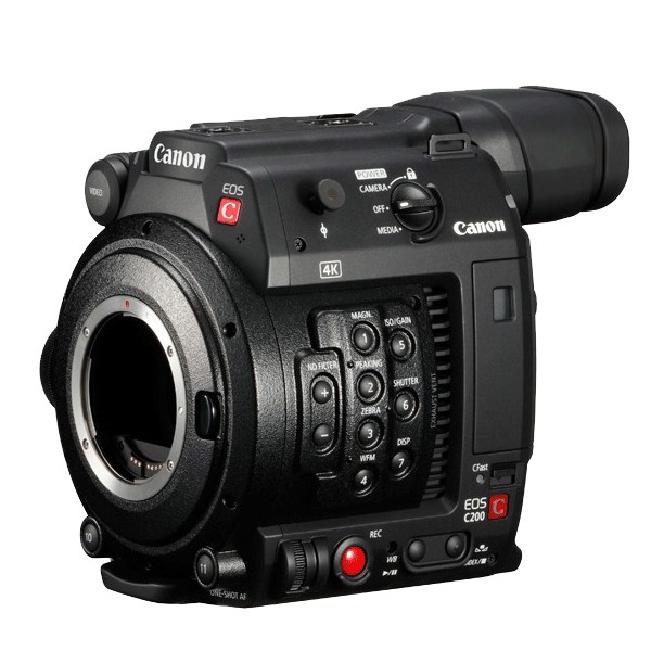 anon EOS C200B Cinema Camera (Body Only) Pro Video Canon