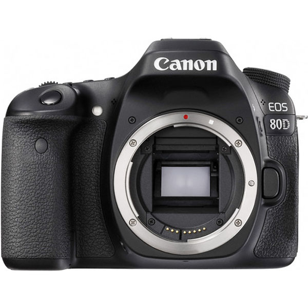 Canon EOS 80D DSLR Camera (Body Only) DSLR Cameras Canon
