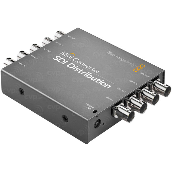 Blackmagic Design Mini Converter SDI Distribution Pro Video Black Magic