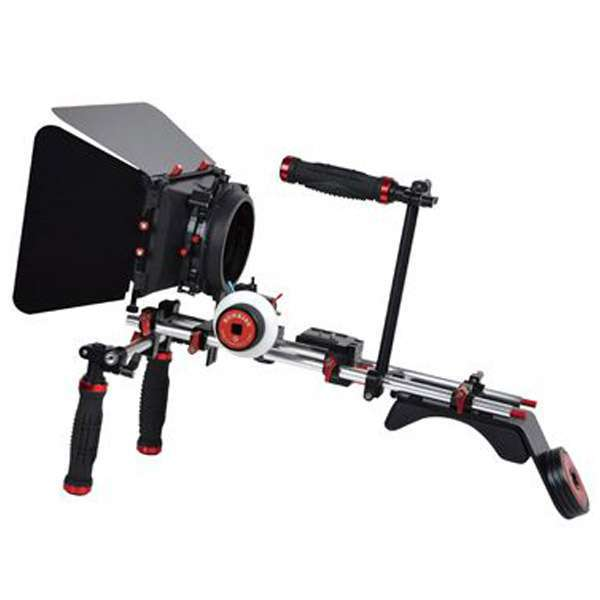 Sunrise Dslr Shoulder Mounted Rig Dsm 806 Pro Video Camera Support