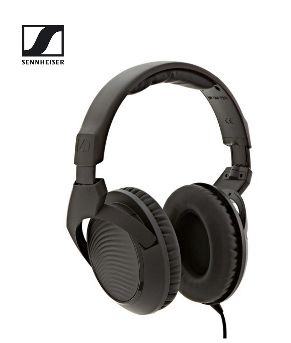 Sennheiser HD 200 Pro Monitoring Headphones Audio audio
