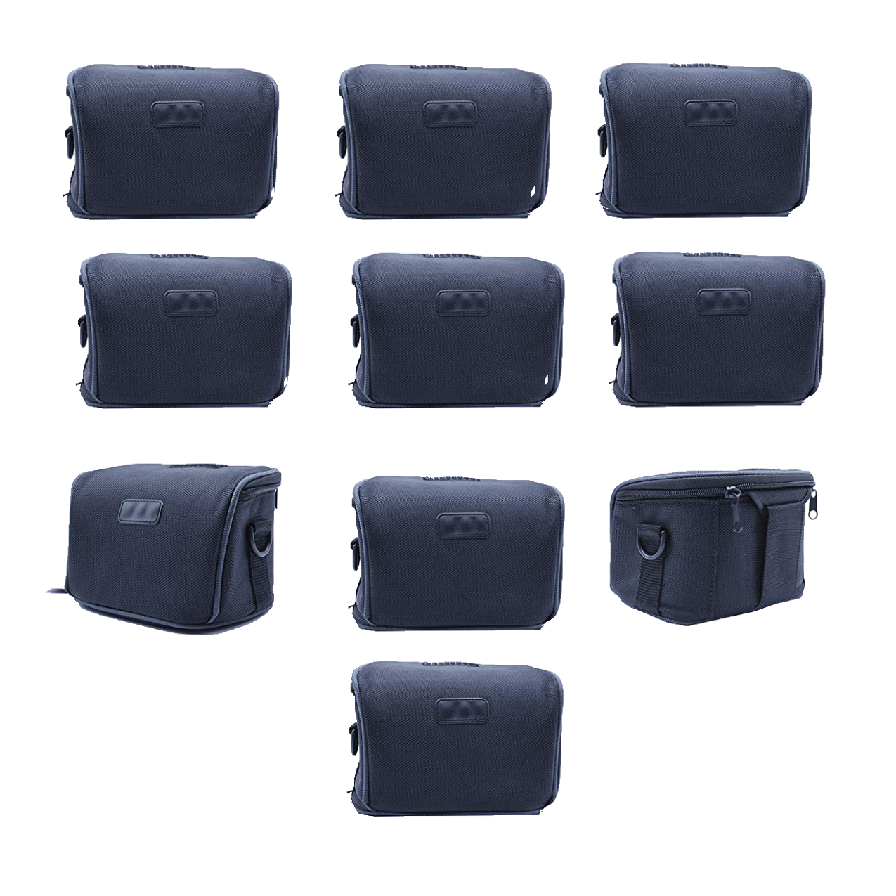 Solibag Carry Case -8002 Pack Of 10Pcs Camcorder & Camera Accessories Camera Bags