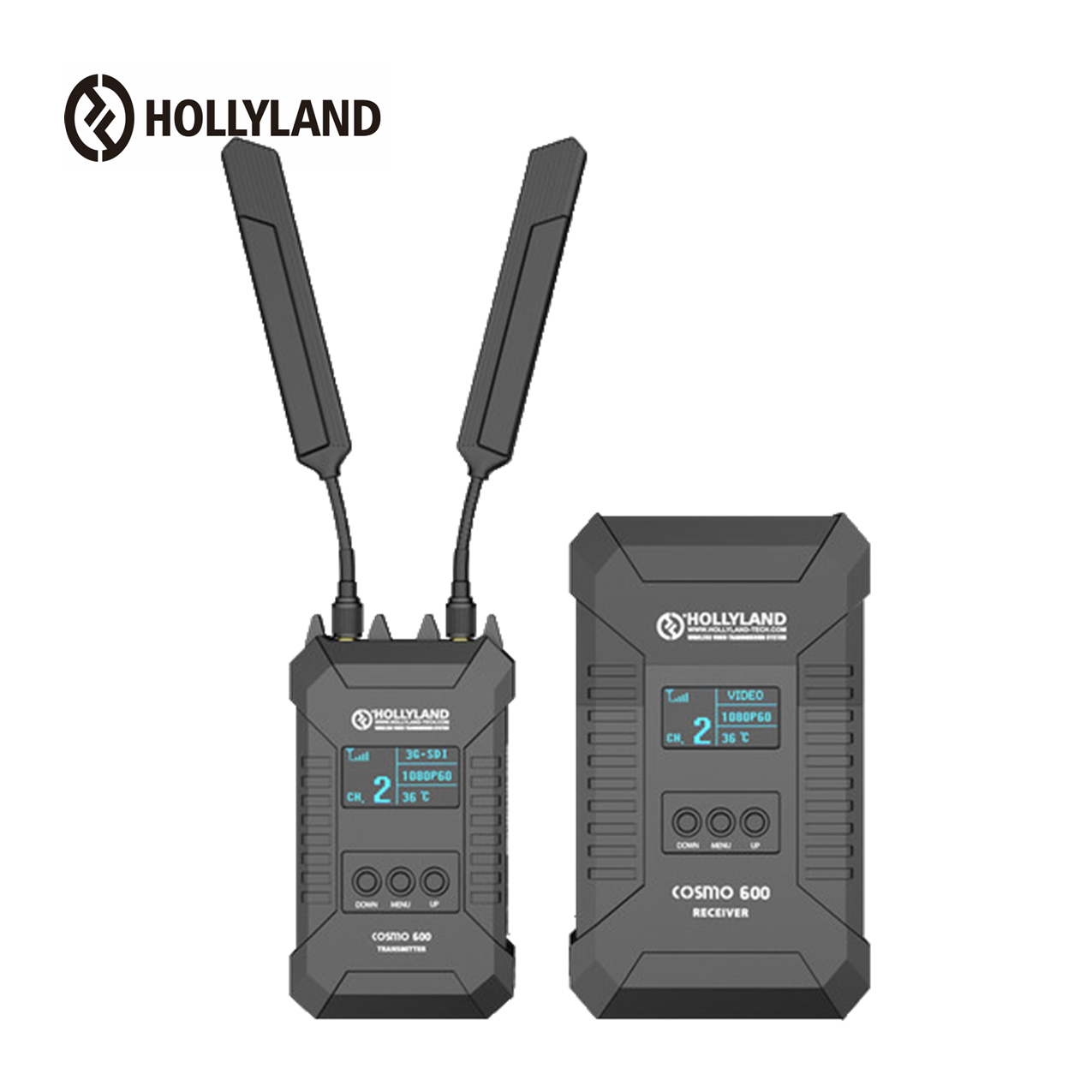 Hollyland Cosmo 600 Wireless HDMI/SDI Transmission System (L-Series) Pro Video Hollyland