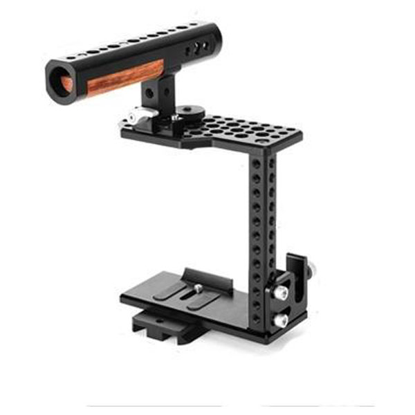 Thor Video Cage For 5Dmark Ii & 5D Mark Iii Cc-5D DSLR Video Supports & Rigs Camera Support
