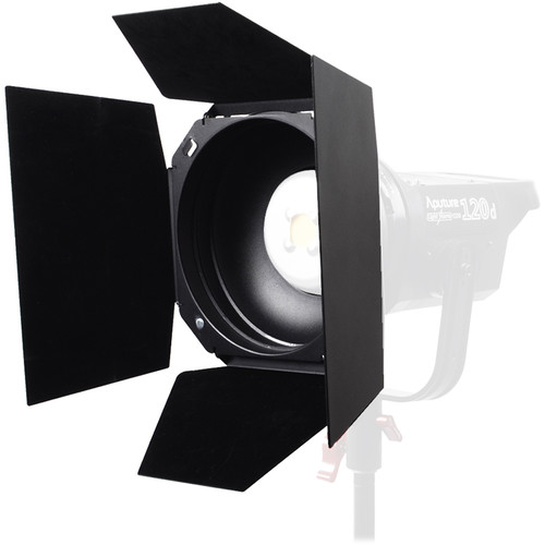 Aputure Barndoor For Video Light Barndoors, Snoots & Grids Add Ons And Accessories